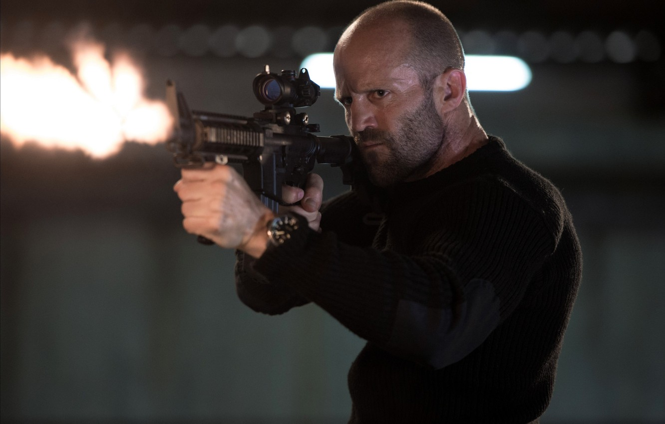 Photo wallpaper weapons, the film, watch, Jason Statham, watch, Movie, Mechanic: Resurrection, Mechanic: Resurrection, Jason Statham, Jason …