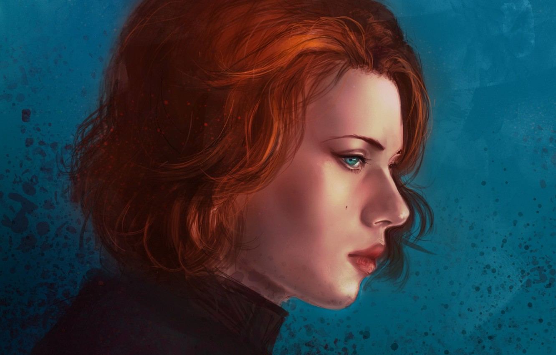 Photo wallpaper girl, actress, Scarlett Johansson