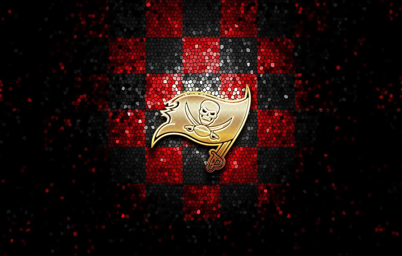 Wallpaper Wallpaper Sport Logo Nfl Glitter Checkered Tampa