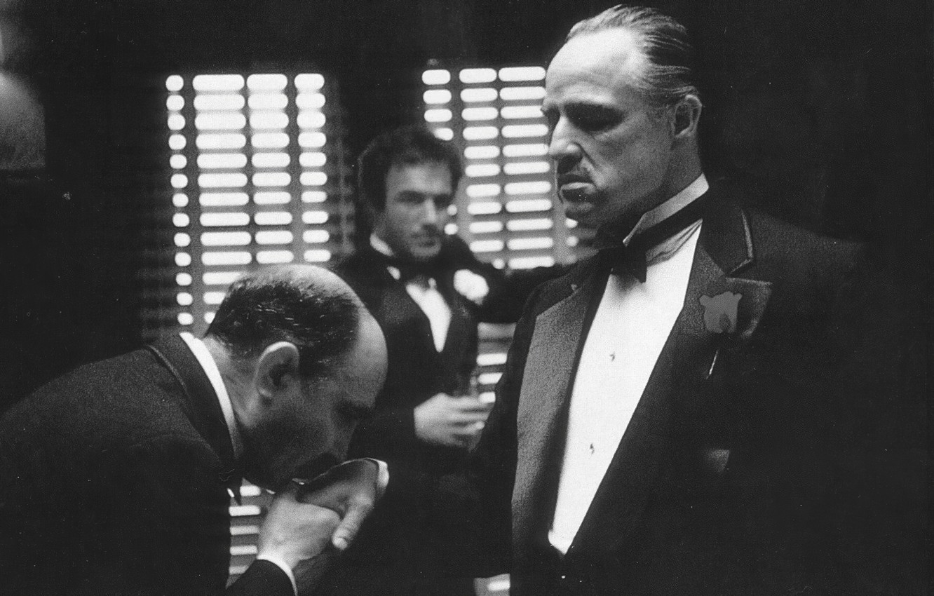 Wallpaper The godfather, The Godfather, Vito Corleone images for desktop,  section фильмы - download
