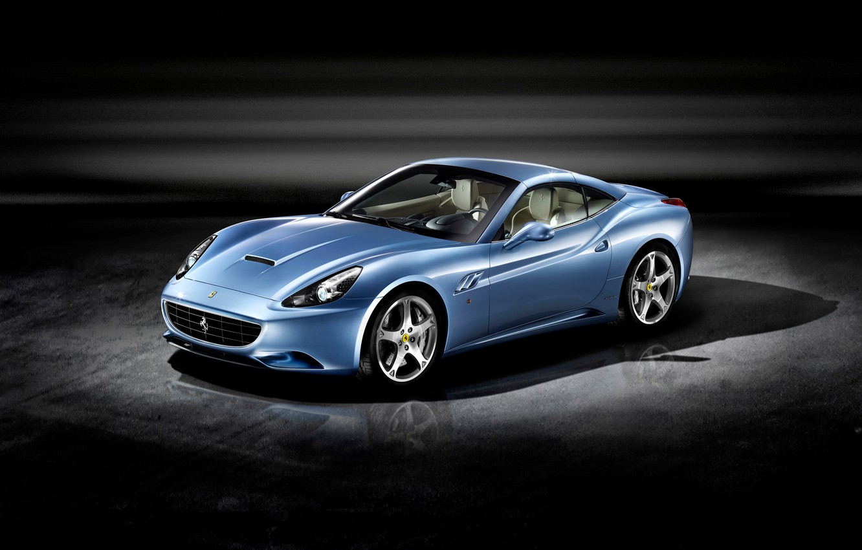 Photo wallpaper Ferrari, Roadster, California