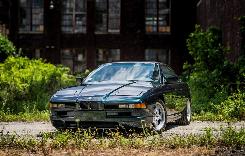 Photo wallpaper BMW, E31, 8-Series, 850CSI