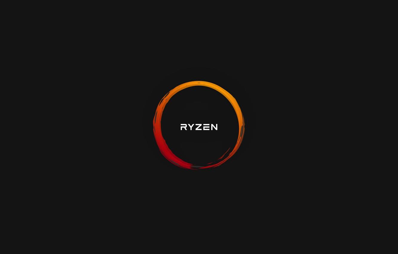 Photo wallpaper background, logo, AMD, Corn, Ryazan, Ryzen, RYZEN, Ryazhenka
