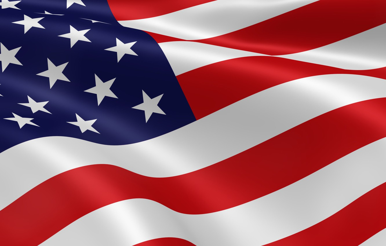 Photo wallpaper stars, flag, America, stars, america, fon, flag