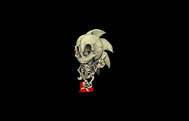 Wallpaper Shoes Barb Bones Skeleton Sonic Gloves Hedgehog Sonic Hedgehog Images For Desktop Section Minimalizm Download