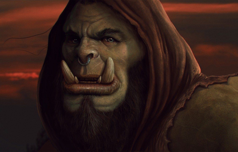 Wallpaper World Of Warcraft Warcraft Blizzard Wow Art Orc