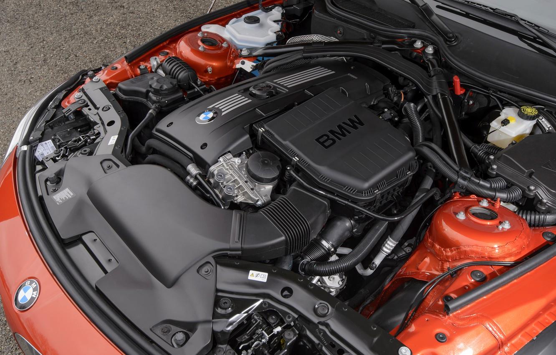 Photo wallpaper engine, BMW, Roadster, 2013, E89, BMW Z4, turbo, Z4, sDrive35is, 335 HP, straight six-cylinder petrol