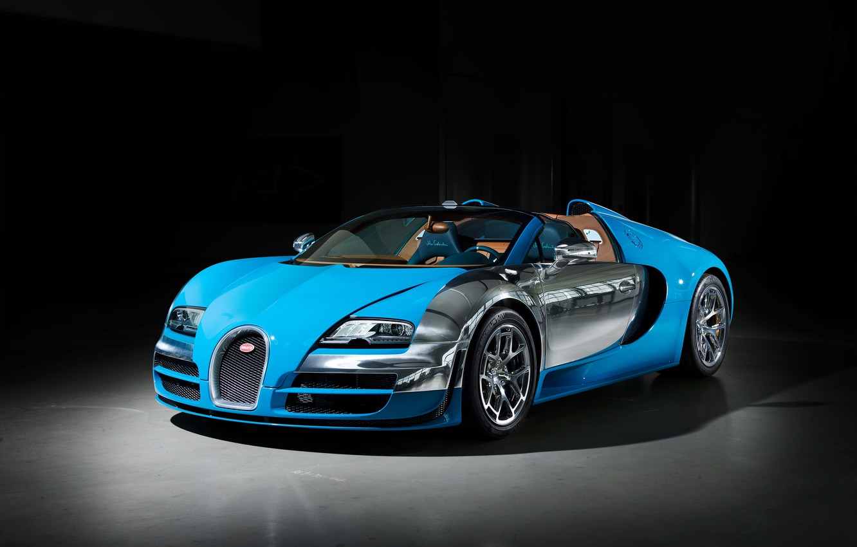 "Photo wallpaper Roadster, Bugatti, Veyron, Grand Sport, 2013, ""My Constantine"""