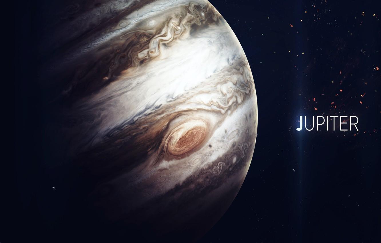 Wallpaper Planet Space Jupiter Art Space Art Satellite