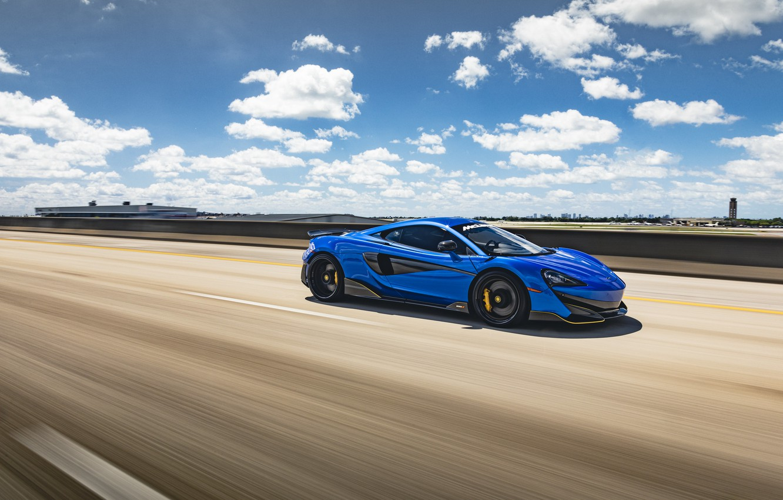 Photo wallpaper speed, supercar, Mclaren, 600LT