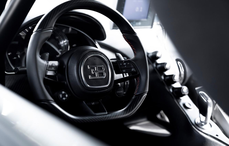 Photo wallpaper the wheel, Bugatti, hypercar, Chiron, 2019, Super Sport 300+