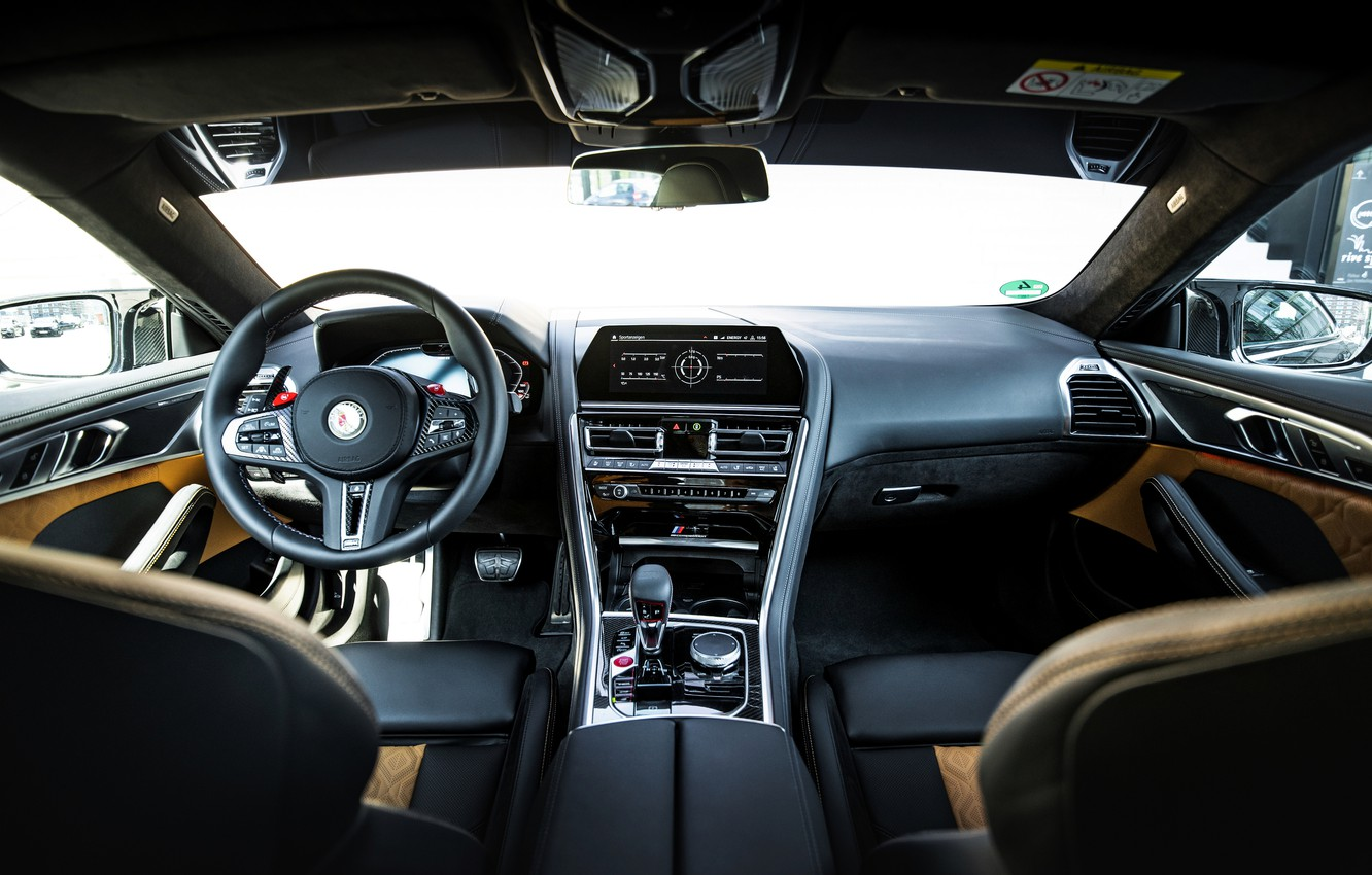 Wallpaper Black Tuning Coupe Interior Bmw Manhart In The Cabin 2020 Bmw M8 4 4 L Two Door V8 Biturbo M8 M8 Competition Coupe M8 Coupe F92 Images For Desktop Section Bmw Download
