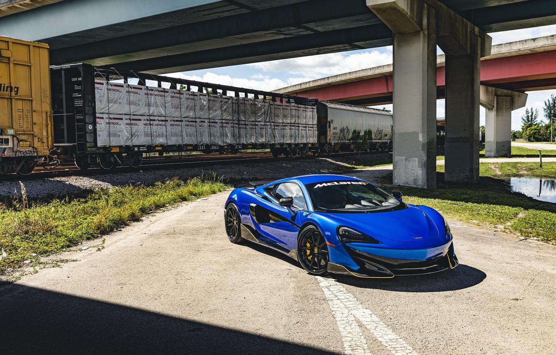 Photo wallpaper supercar, Mclaren, 600LT