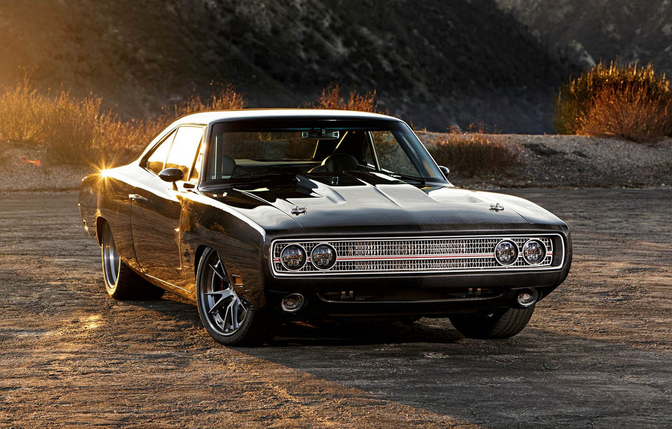 Wallpaper Dodge Charger 1970 Dodge Charger Muscle Car Dodge