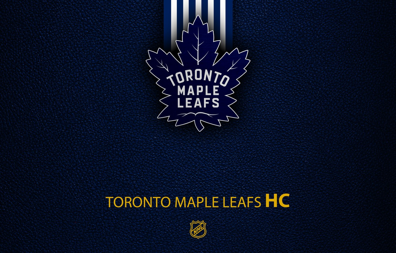 Wallpaper Wallpaper Sport Logo Nhl Hockey Toronto Maple Leafs Images For Desktop Section Sport Download