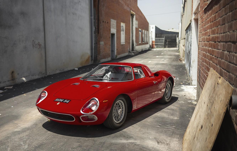 Photo wallpaper Ferrari, 1964, 250, Pinnacle