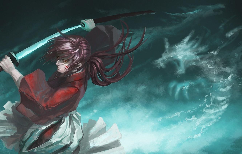 18++ Anime Samurai Live Wallpaper - Sachi Wallpaper