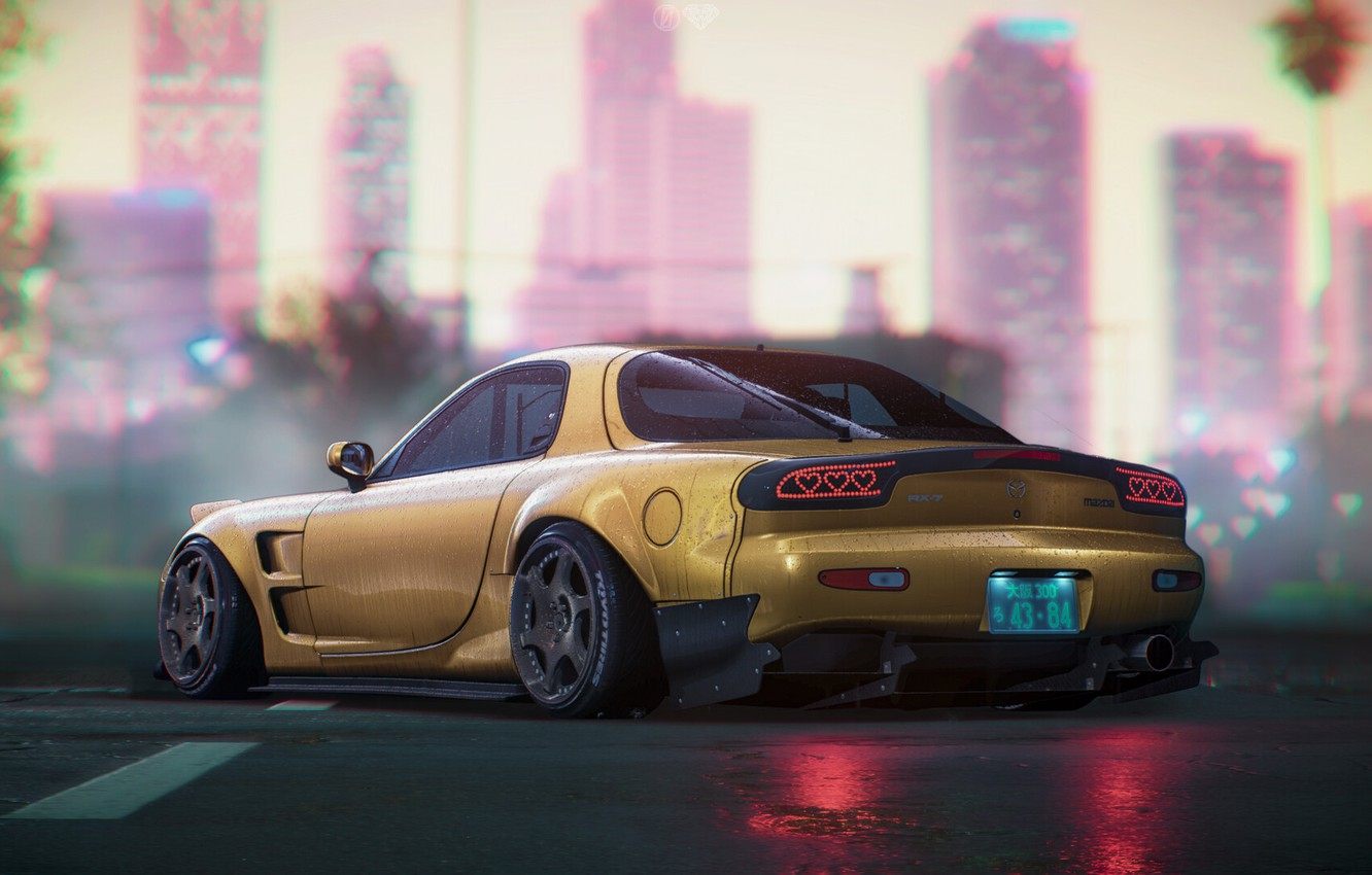 Mazda Rx7 2015 >> Wallpaper Auto Machine Car Nfs Need For Speed Game