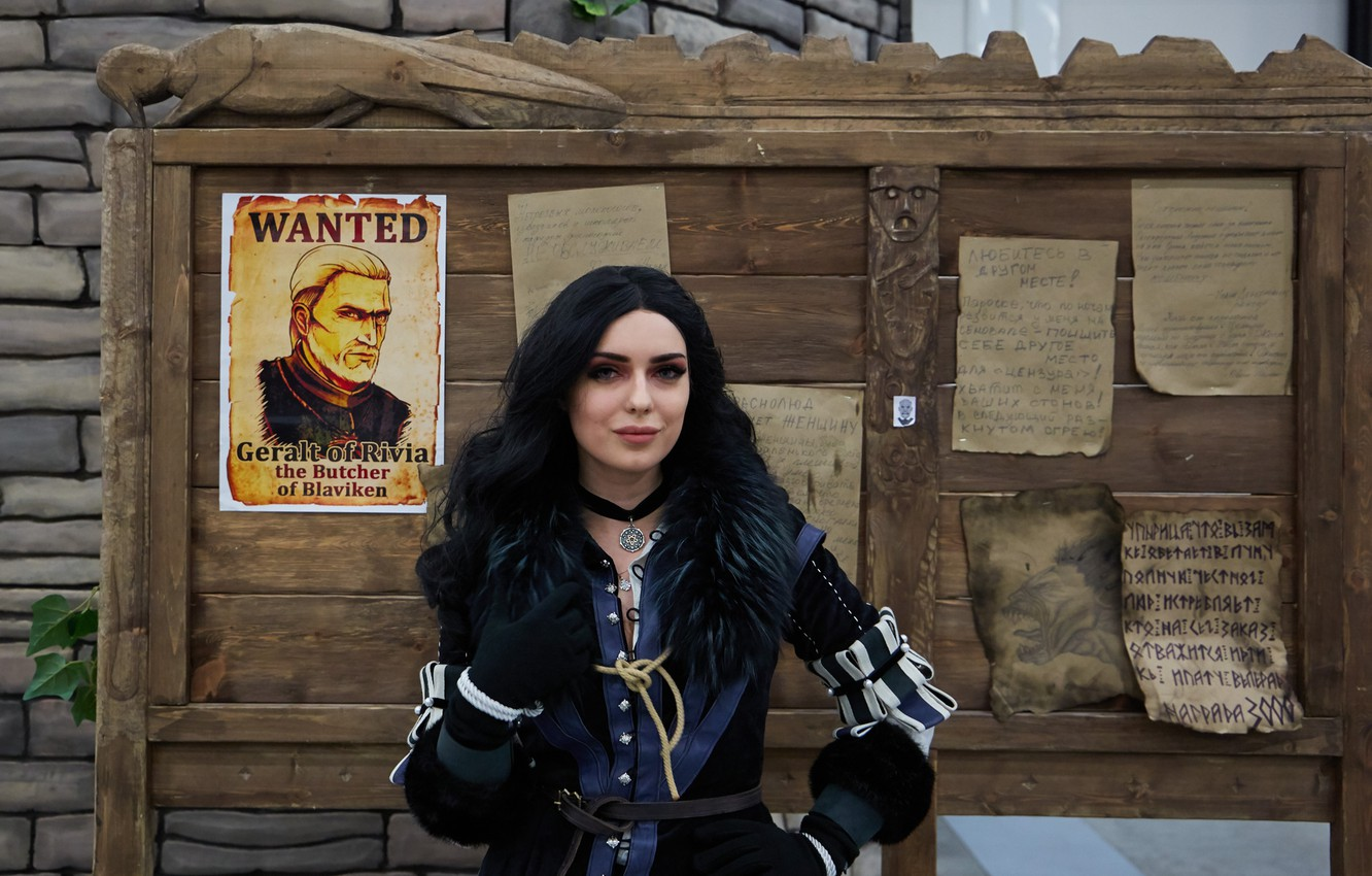 Wallpaper The Wild Hunt The Witcher 3 The Witcher 3 Yennefer