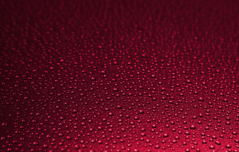Photo wallpaper water, drops, macro, surface