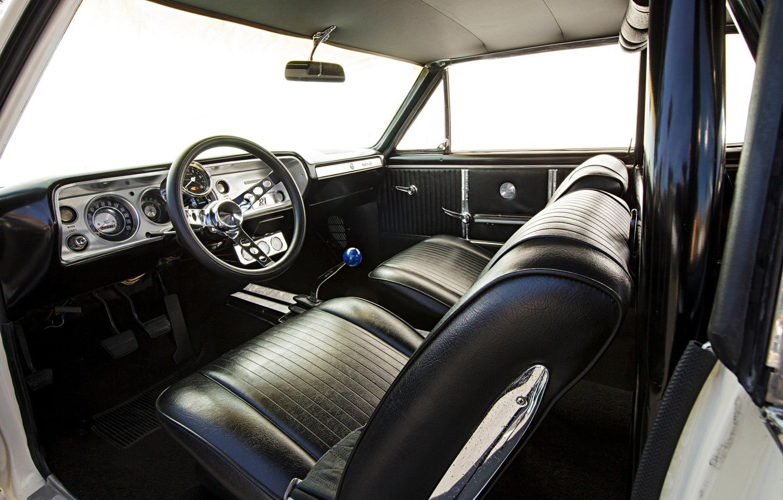 Photo wallpaper Classic, Chevy, Chevelle, Malibu, Vehicle