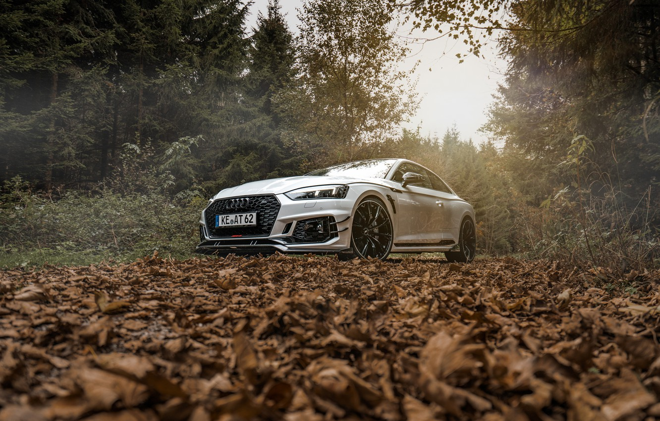 Photo wallpaper Audi, rs5, ABBOT, rs5-r