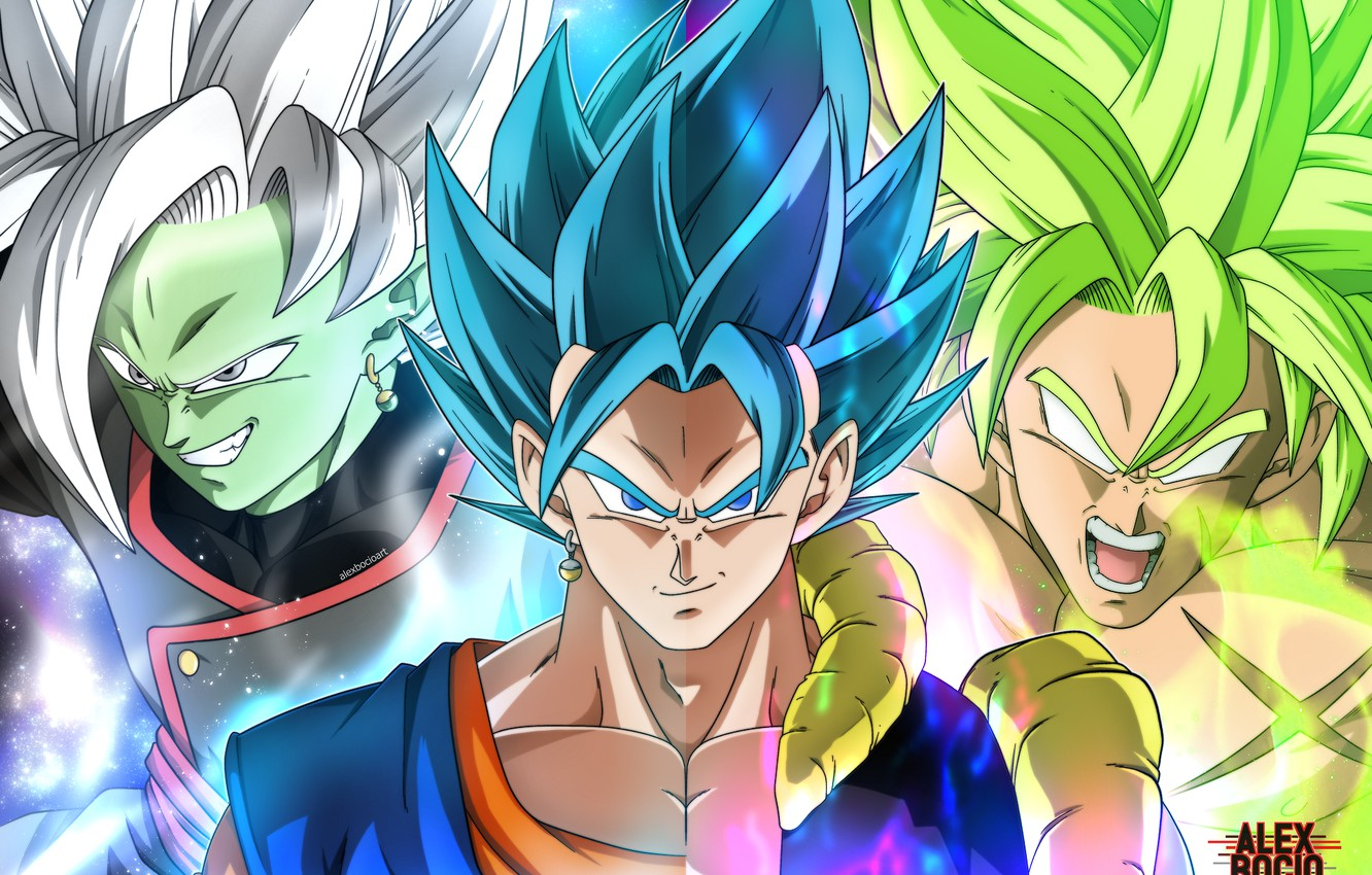 Wallpaper Guys Collage Dragon Ball Images For Desktop