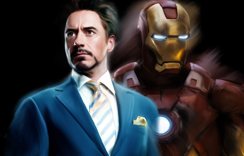 Wallpaper Iron Man Iron Man Tony Stark Images For Desktop