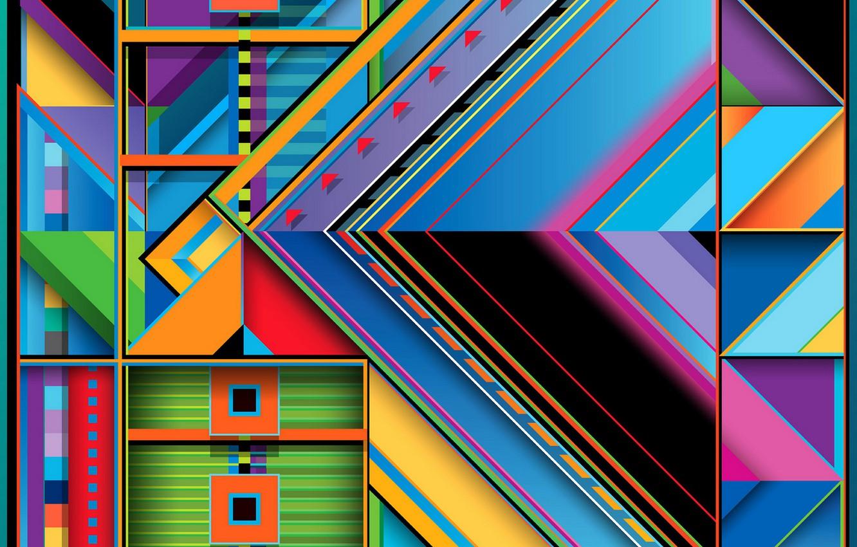 Photo wallpaper background, color, form