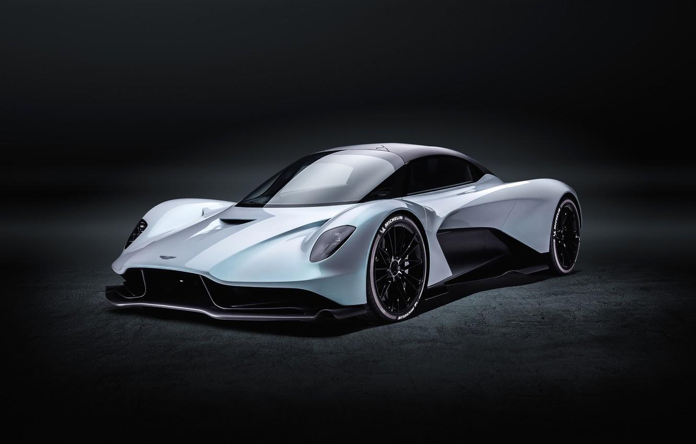 Photo wallpaper Aston Martin, supercar, Valkyrie, 2019