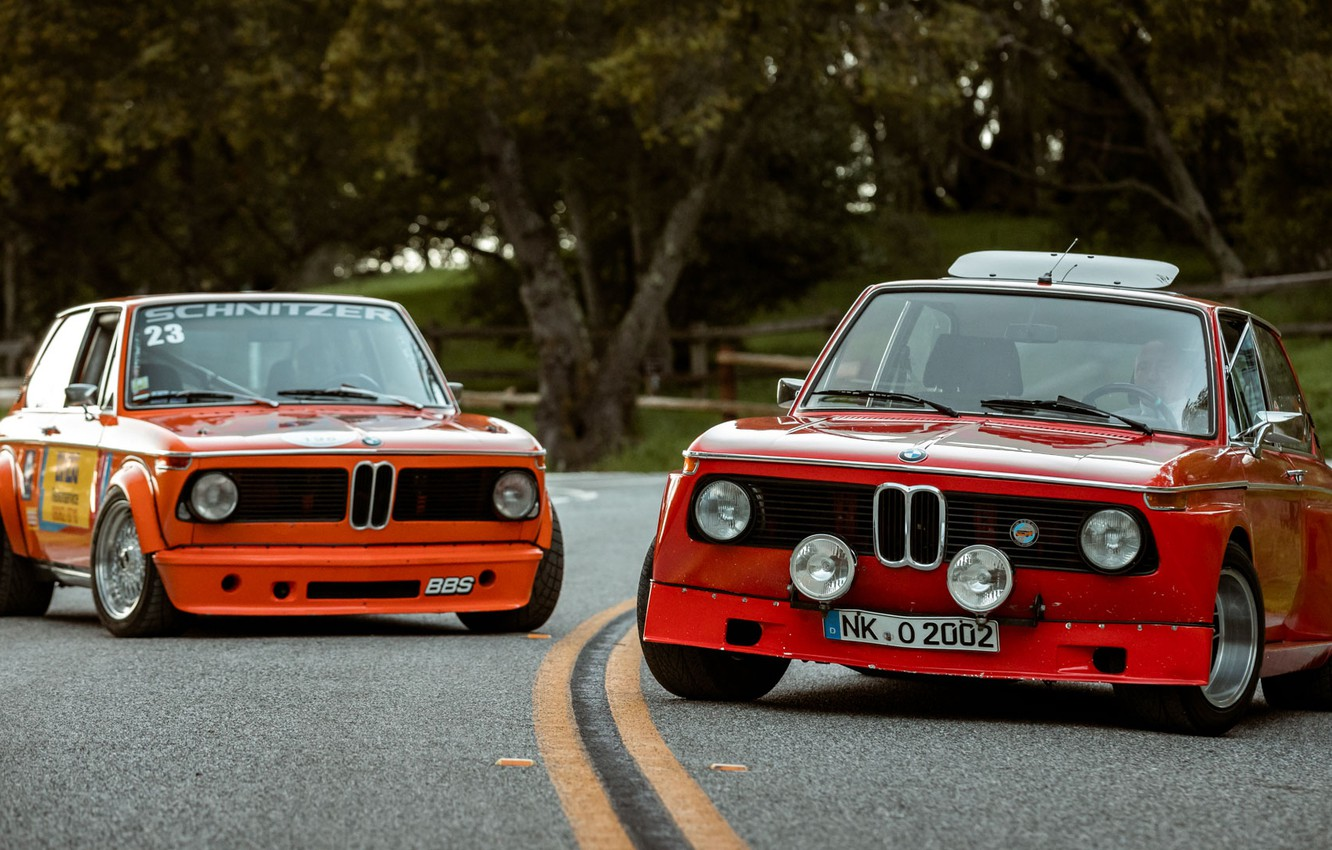 Photo wallpaper BMW, 2002, Touring