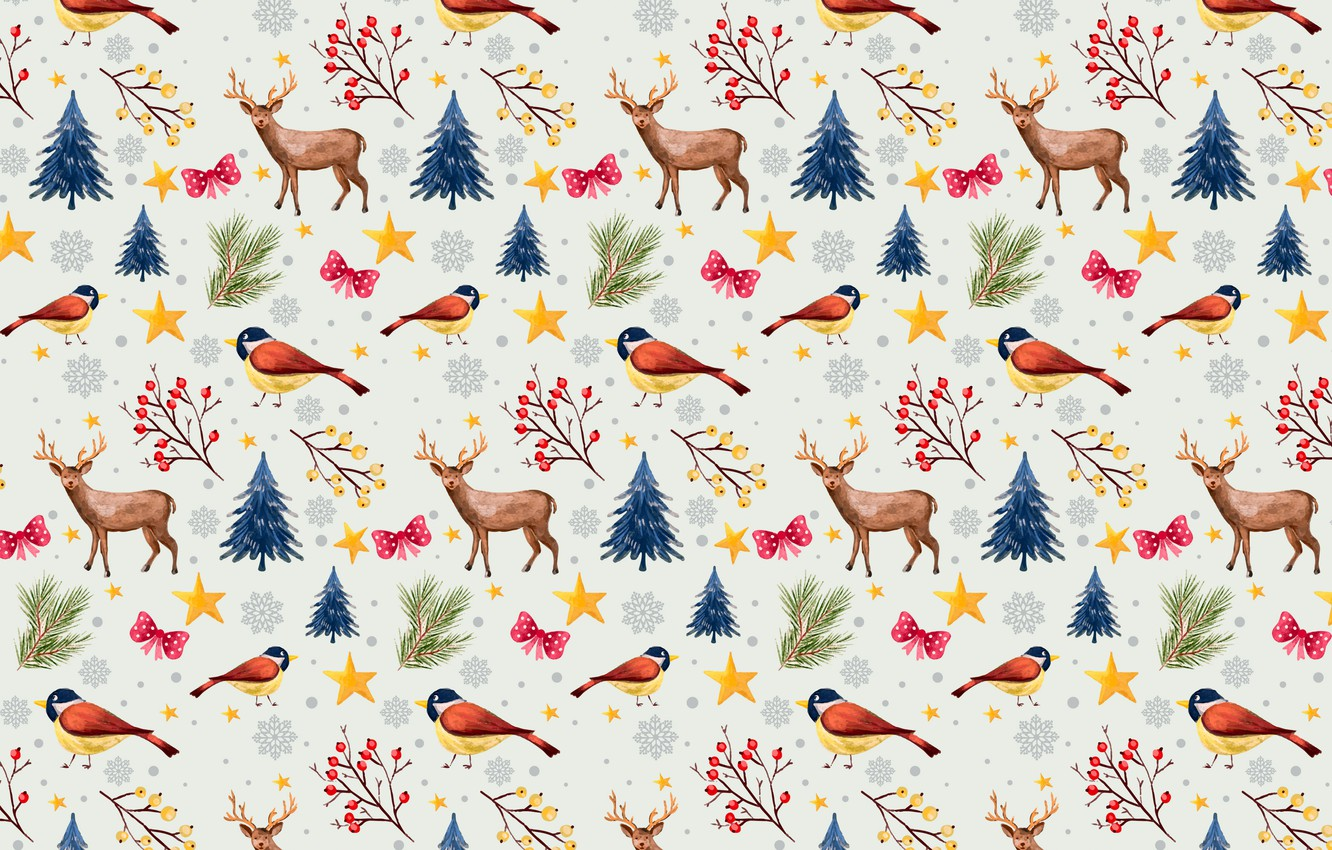 Photo wallpaper decoration, background, pattern, New Year, Christmas, Christmas, winter, background, pattern, New Year, decoration, xmas, Merry, …