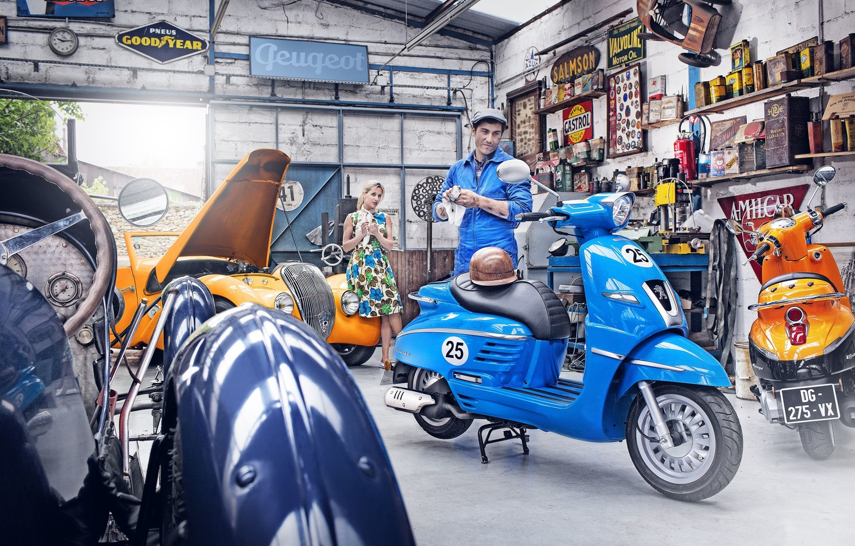 Wallpaper Peugeot Peugeot Scooter Django Scooter Peugeot Django Sport Custom Retro Scooter Images For Desktop Section Peugeot Download