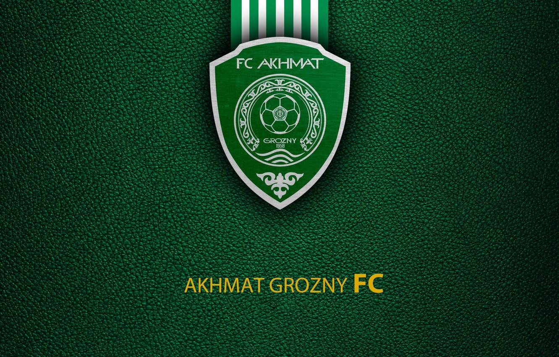 Photo wallpaper Football, Terrible, Soccer, Russian Club, FC Akhmat Grozny, Akhmat