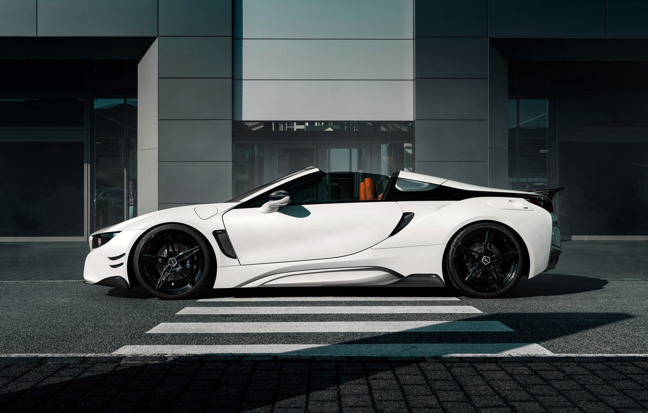 Wallpaper Roadster Side View 2018 Ac Schnitzer Bmw I8 Images For
