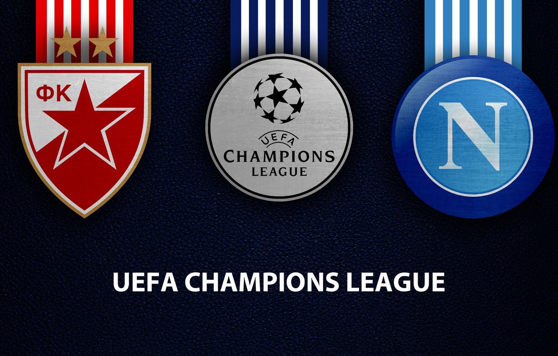 Wallpaper Wallpaper Sport Logo Football Napoli Uefa