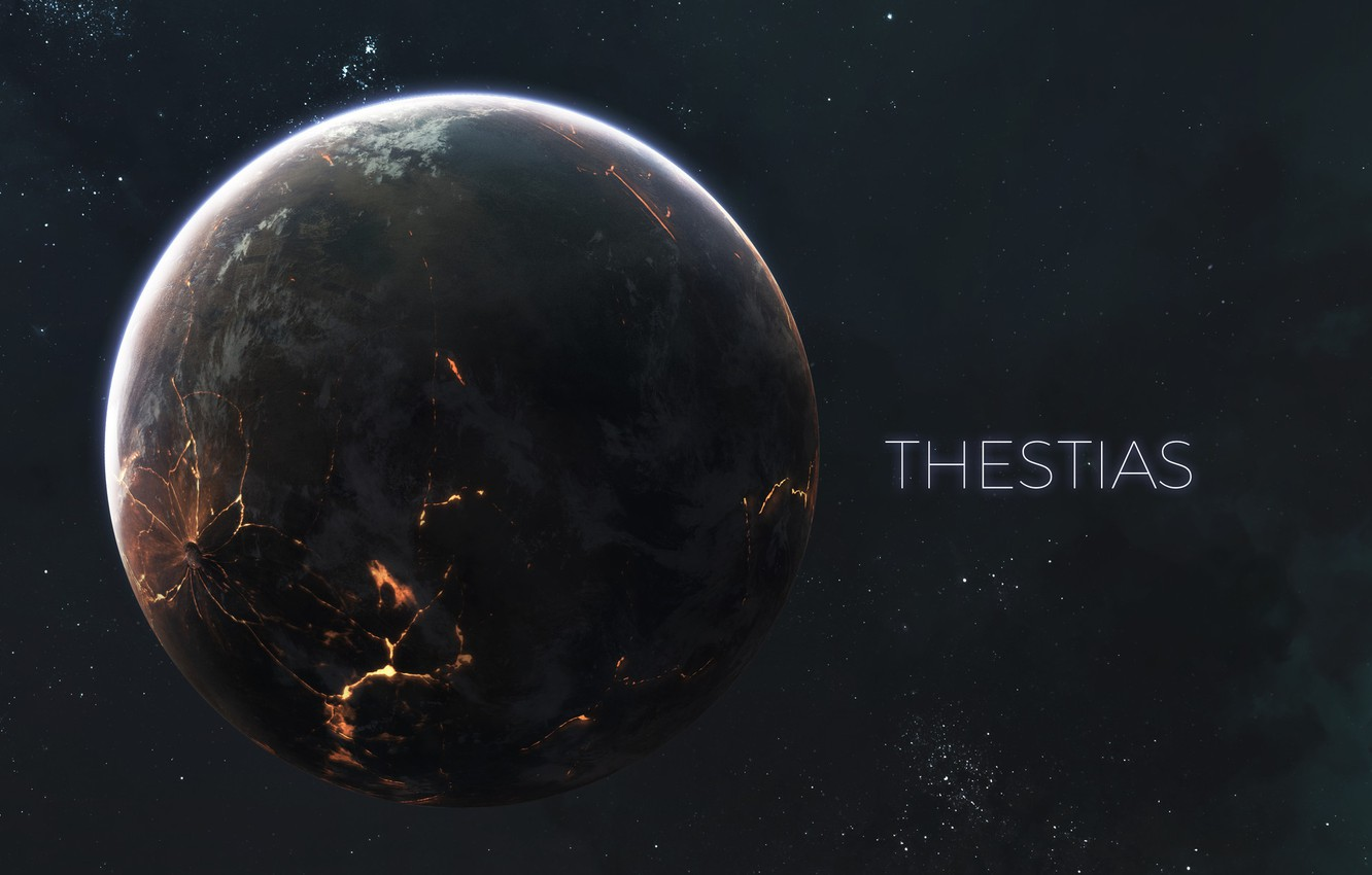 Wallpaper Stars The Game Planet Space Art Game Game Art