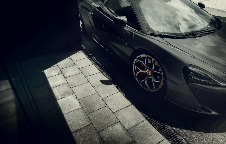 Photo wallpaper McLaren, wheel, 570S, Pogea Racing, 2020, 3.8 L., 666S, V8 Twin Turbo, 666 HP