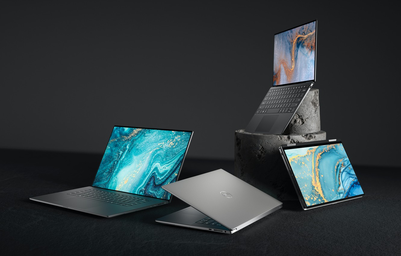 Photo wallpaper Computer, Ios, Dell Xps 15, Ultrabook