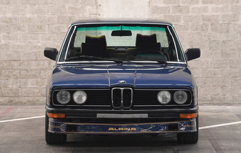 Photo wallpaper BMW, ALPINA, E12, TURBO S, b6