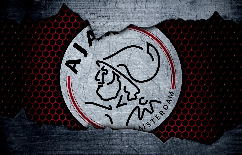 Wallpaper Wallpaper Sport Logo Football Ajax Images For