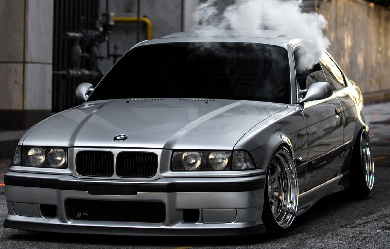 Photo wallpaper BMW, Coupe, E36, M3