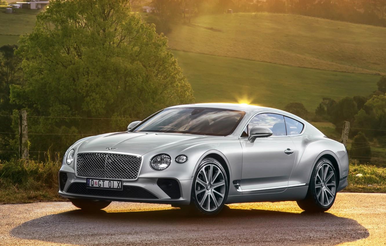 Photo wallpaper Bentley, Continental, Continental GT, 2018