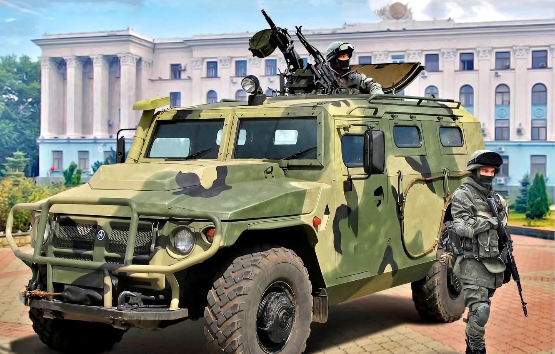 Army Car Military Wallpaper