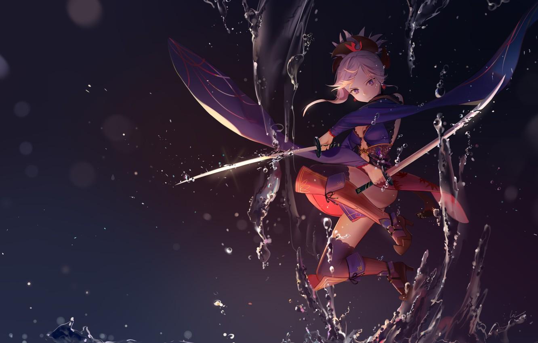 21+ Fate Grand Order Musashi PNG