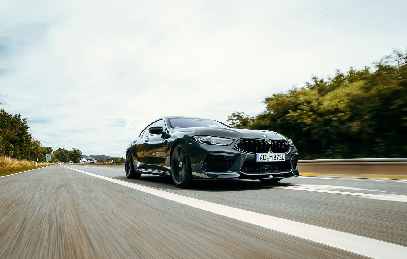 Wallpaper Auto Movement Coupe Speed Bmw Gran Coupe Ac Schnitzer 2020 Bmw M8 M8 The Four Door M8 Gran Coupe M8 Competition Gran Coupe F93 Acs8 Sport Images For Desktop Section Bmw