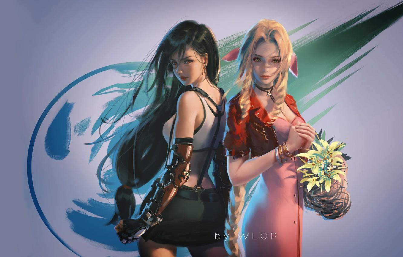 Wallpaper Fantasy Game Girls Digital Art Artwork