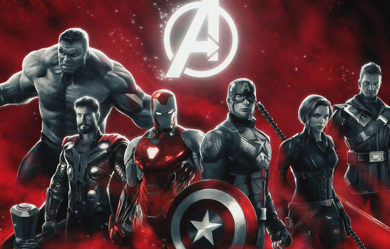 Wallpaper Superheroes Wallpaper Avengers Avengers Endgame