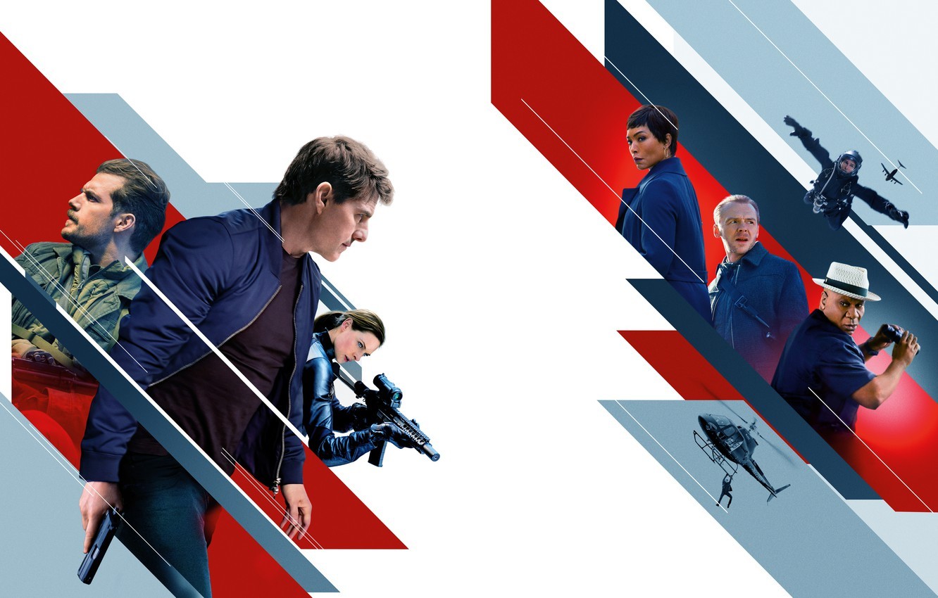 Photo wallpaper gun, weapons, helicopter, action, Tom Cruise, halo, Tom Cruise, Simon Pegg, Henry Cavill, Henry Cavill, …