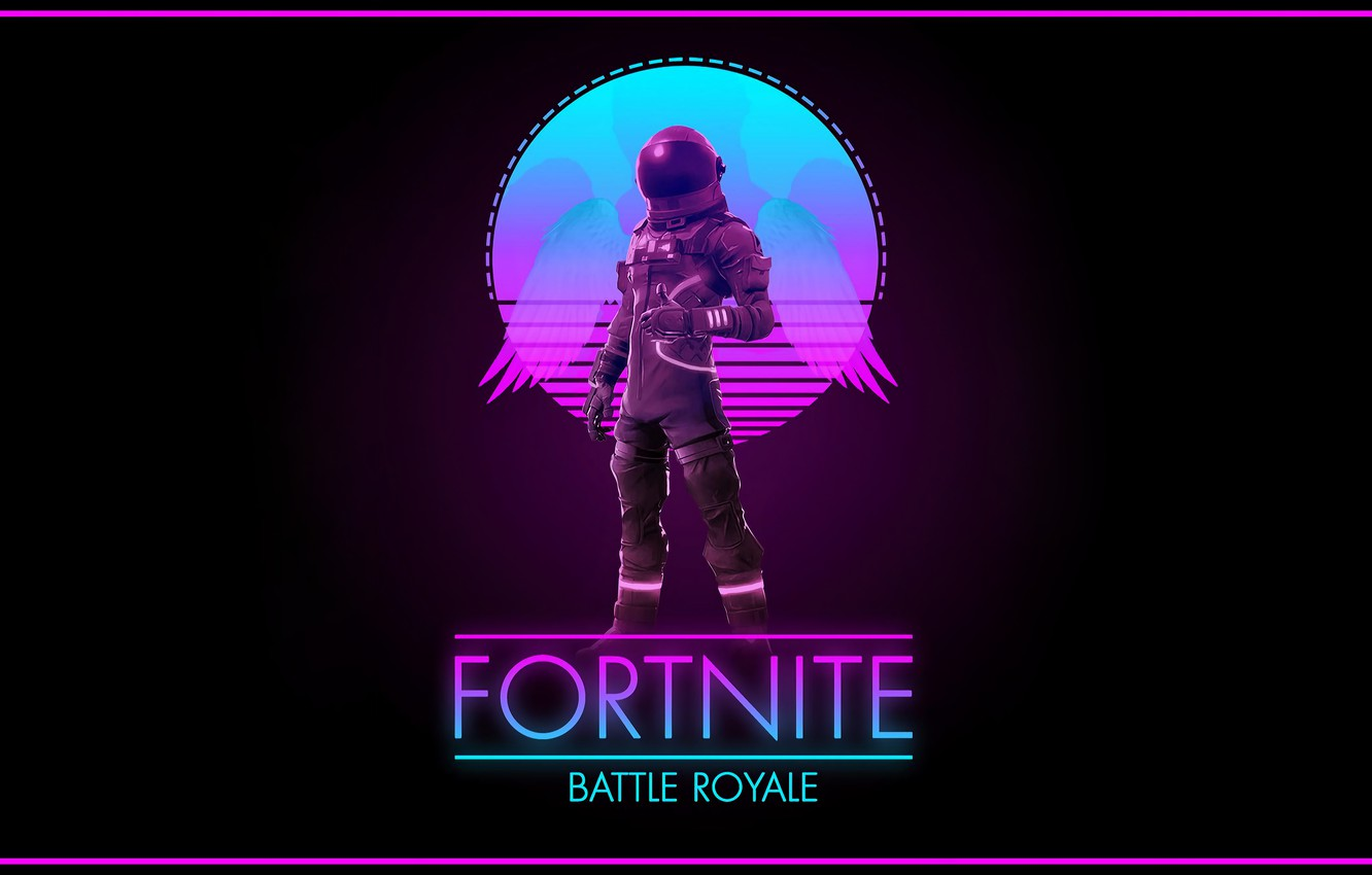 Wallpaper Music Background Art Synth Fortnite Retrowave Battle Royale Synthwave New Retro Wave Futuresynth Sintav Retrouve Outrun Fortnite Battle Royale Fortnite Synthwave Royale Images For Desktop Section Igry Download